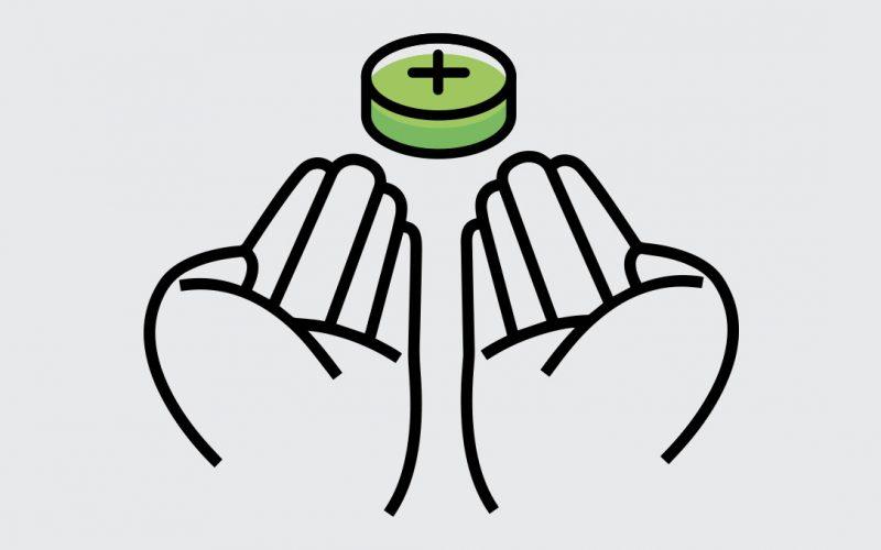 SỬ DỤNG VÀ THẢI BỎ ĐÚNG CÁCH PIN MÁY TRỢ THÍNH